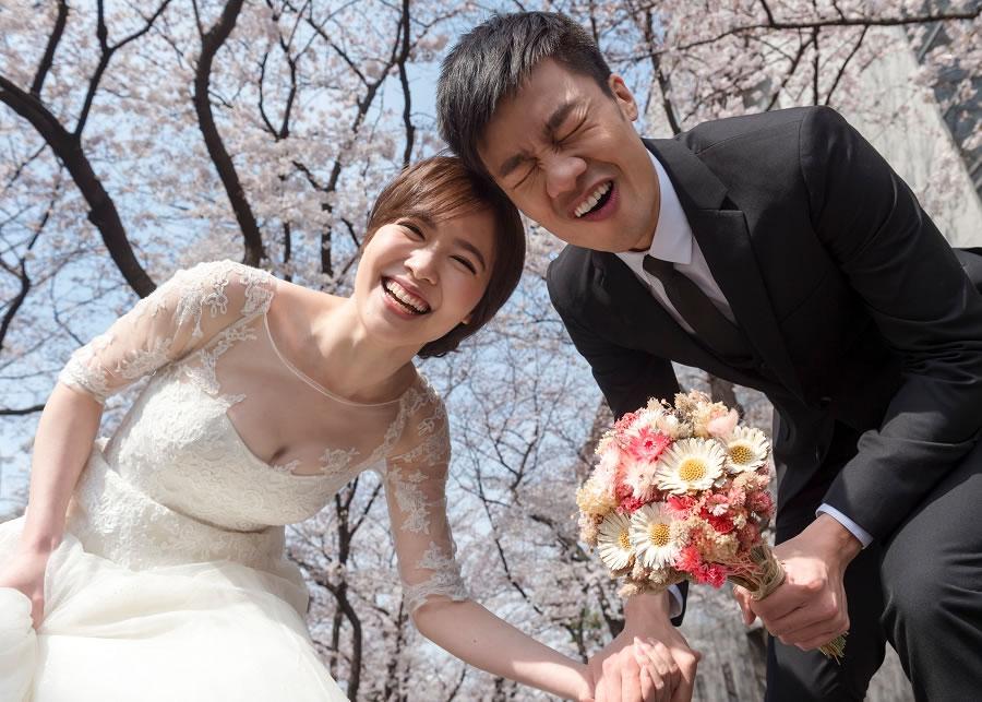 櫻花婚紗 | Huiju & Chiwei, 日本 京都 自助婚紗