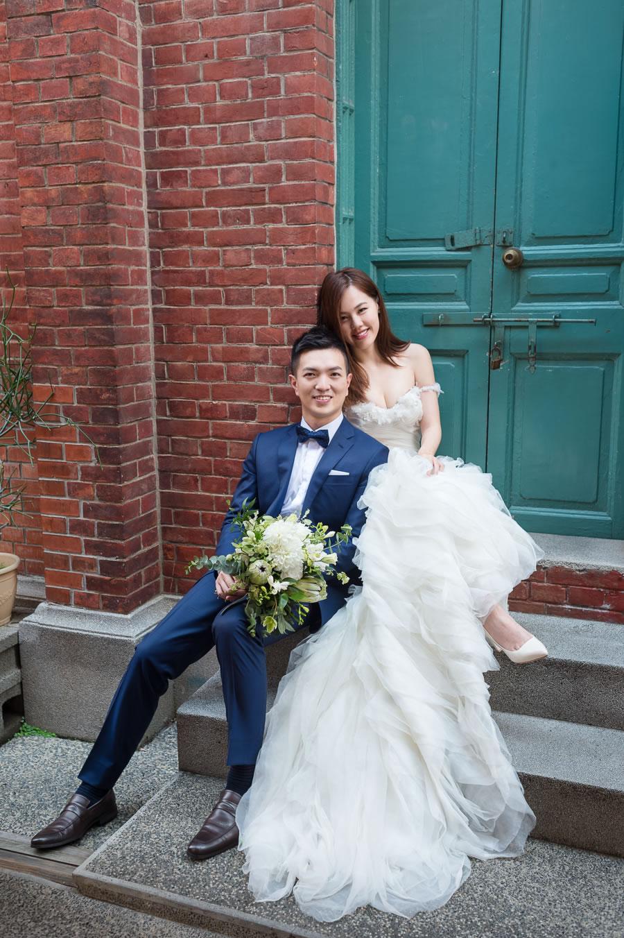 台中柳原教會 自助婚紗 | Ann & Ben