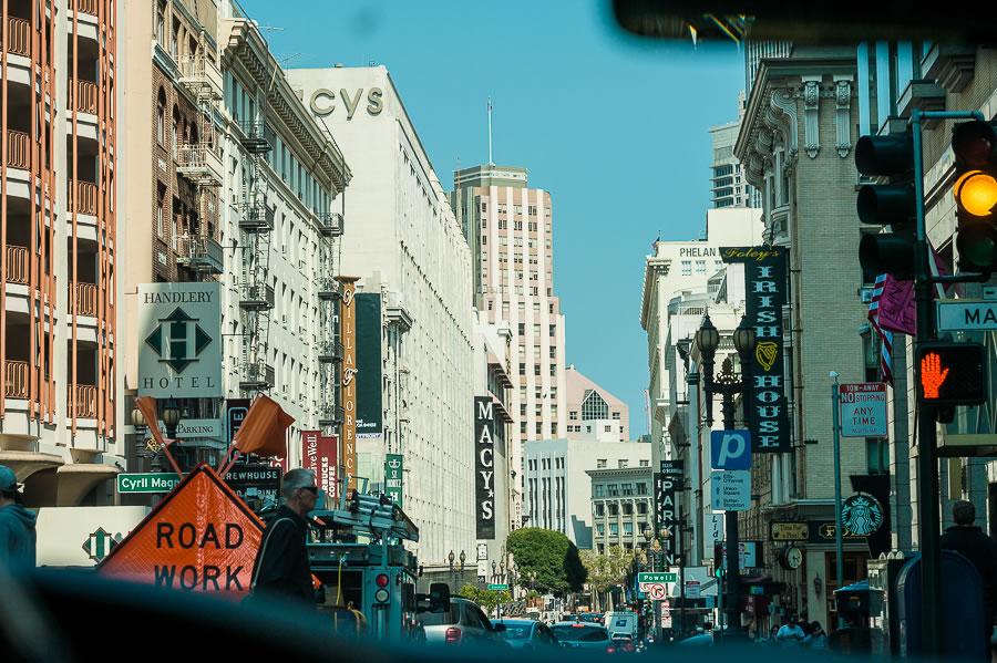 舊金山婚紗, 舊金山婚禮