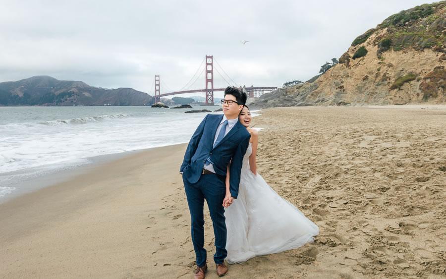 舊金山婚紗, 舊金山婚禮 | Novia & Son
