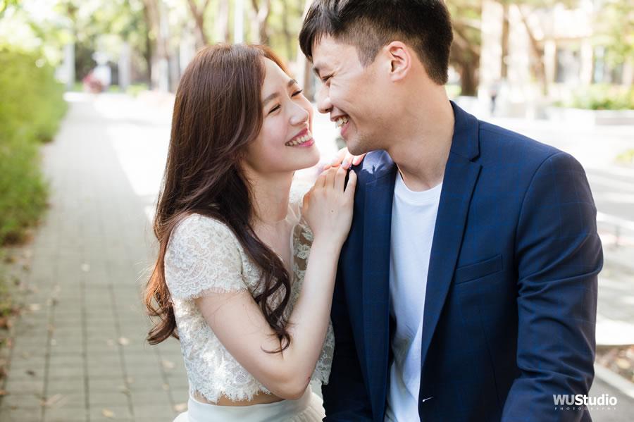 台大 校園 婚紗 | Huiju & Chiwei - 婚攝 Roger Wu Studio 自助婚紗