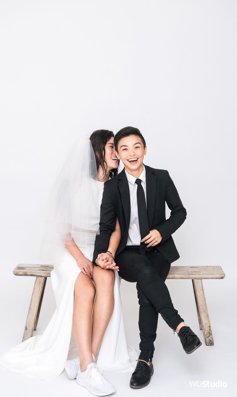 比基尼婚紗 / 衝浪婚紗 | Y & D - Roger Wu Studio, 婚攝, 自主婚紗