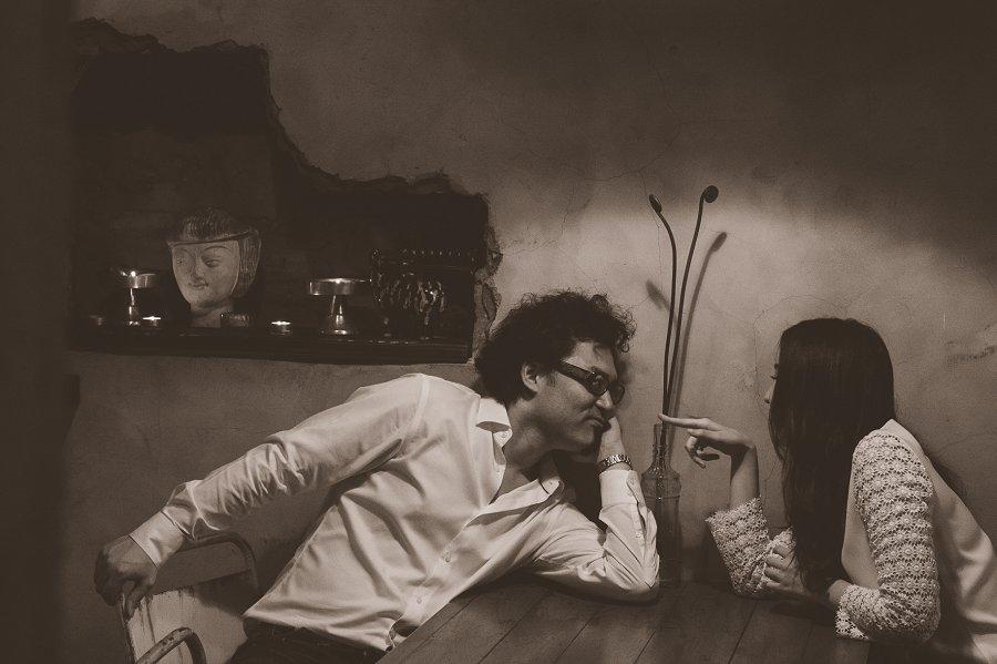 婚禮攝影, a Poet