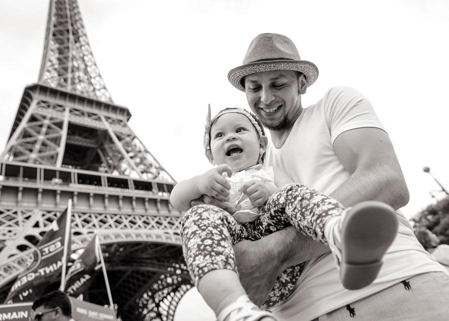 法國 巴黎 親子攝影, Paris, 巴黎, 巴黎鐵塔, 艾菲爾鐵塔, 杜樂麗花園, Jardin des Tuileries, 旋轉木馬, 婚攝 Roger WU Studio