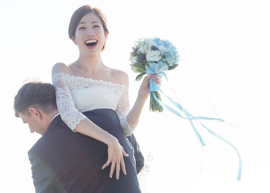 疫情 之下的 微型婚禮 更容易縮短規劃時間