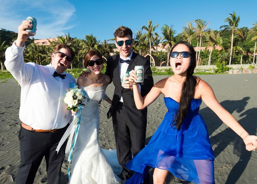 疫情 之下的 微型婚禮 , 更客製化的婚禮