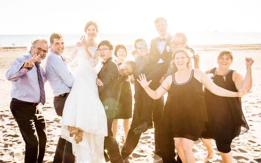 疫情 之下的 微型婚禮 , 更容易讓長輩妥協