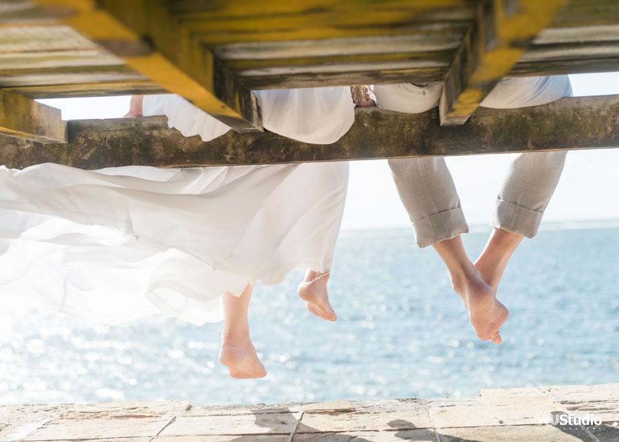峇里島婚禮 婚紗 | KoFan & Grace , Conrad Bali Wedding - 婚攝 Roger Wu Studio