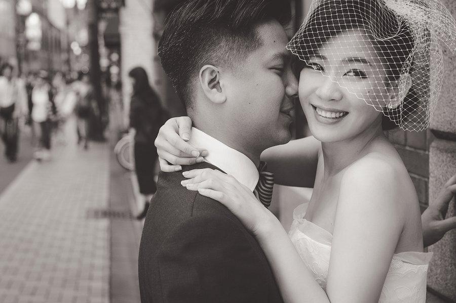 海外婚紗   Carol & Jeffery, 京都 櫻花
