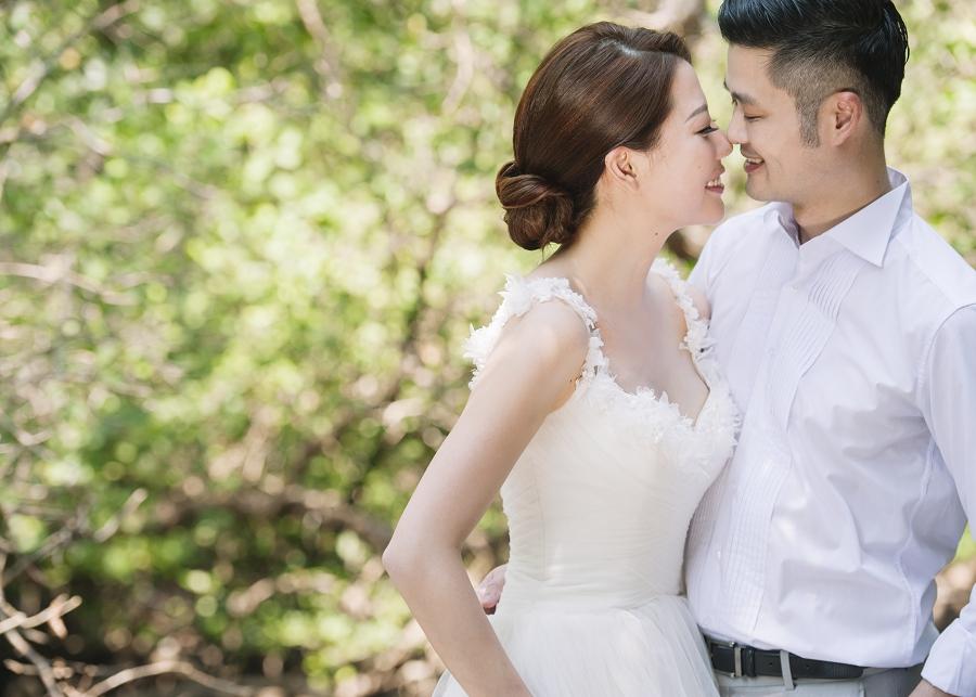 峇里島 港麗 婚禮 | M & S, Conrad Bali Conrad Wedding