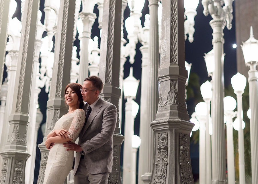 海外婚紗   Janice & Willy, LA 洛杉磯 婚紗