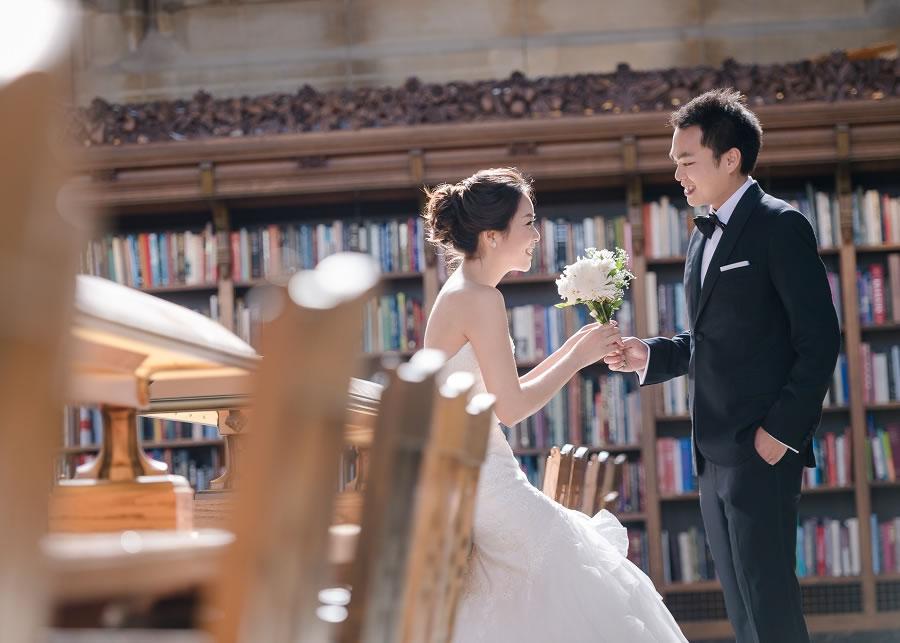 西雅圖婚紗 | Aimee & David, Seattle 海外婚紗, 華盛頓大學