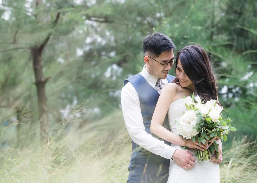 自助婚紗 | Natalie & San| 婚攝 Roger Wu