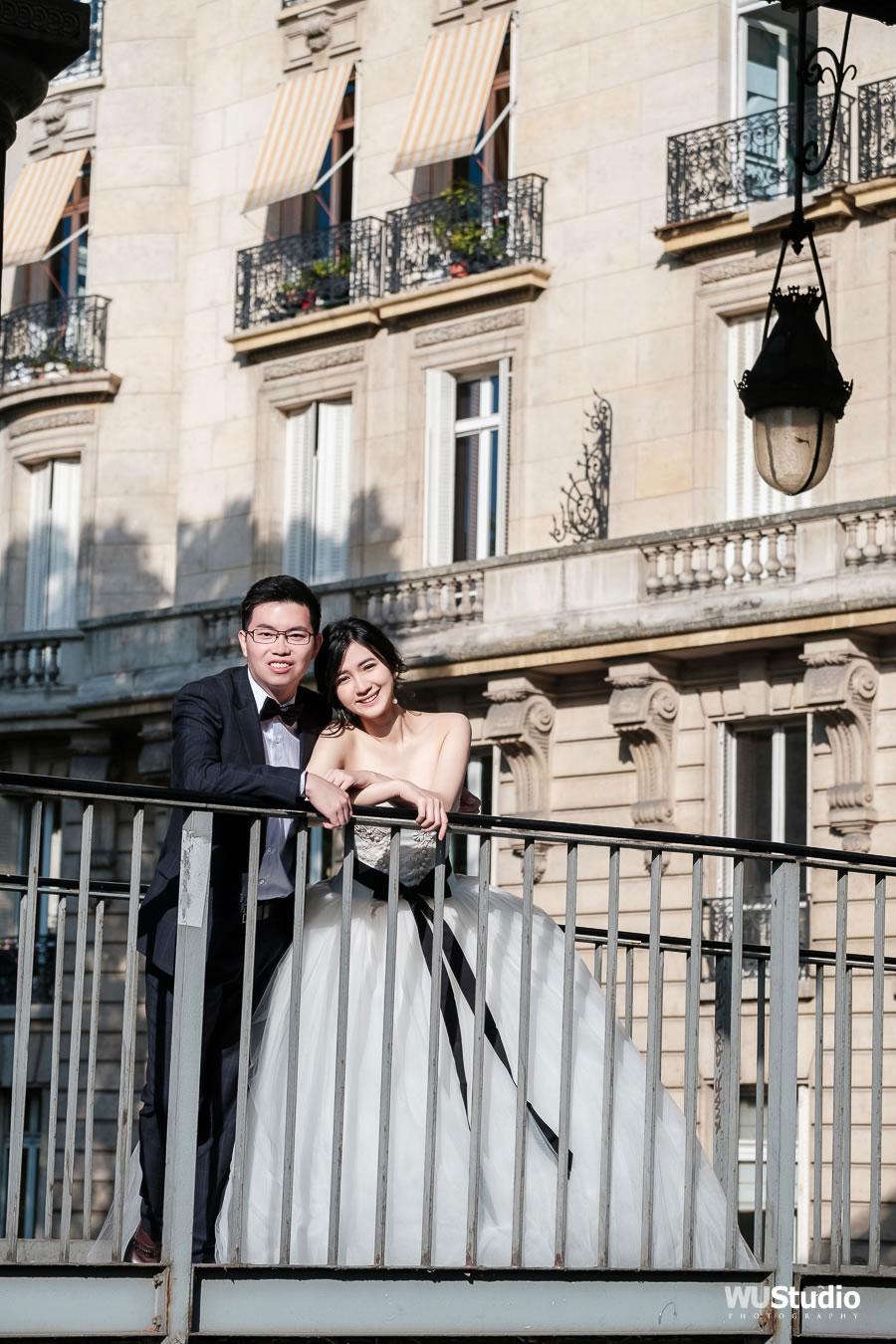 巴黎婚紗 | Anny & Andy - 輕婚紗, 旅行婚紗, 海外婚紗, 法國自助婚紗, RogerWu 自助婚紗攝影, 日常婚紗
