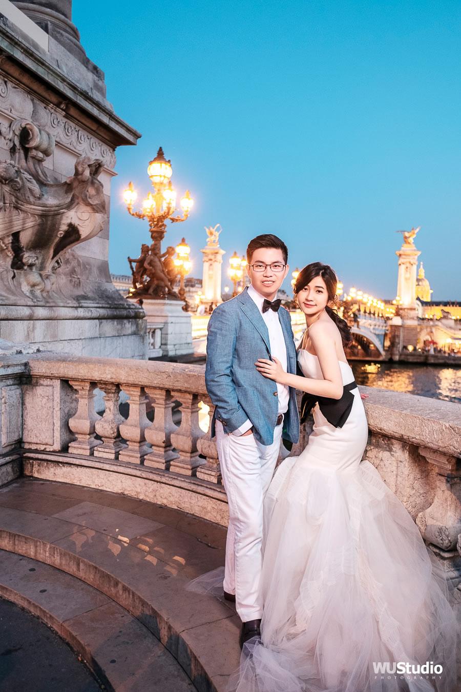 巴黎 自助婚紗 | Anny & Andy - 輕婚紗, 旅行婚紗, 海外婚紗, 法國自助婚紗, RogerWu 自助婚紗攝影, 日常婚紗